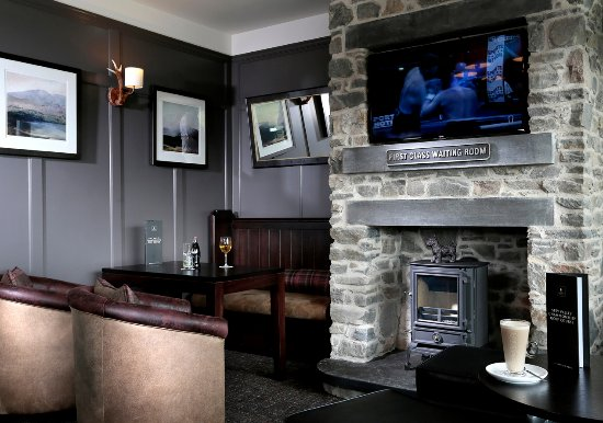 Aviemore, UK: Clubhouse Lounge Bar