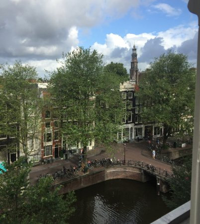 The Hoxton, Amsterdam: View from room on 5th floor