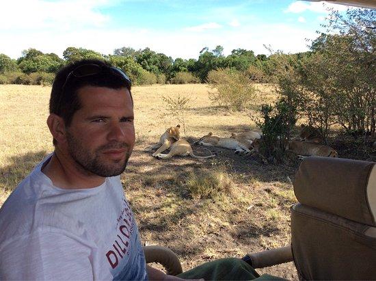 Mahali Mzuri - Sir Richard Branson's Kenyan Safari Camp: photo0.jpg