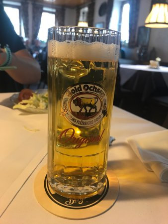 Owen, Deutschland: Sehr Gut (I think!)  An experience, off the beaten track but Thank You for the great food, even