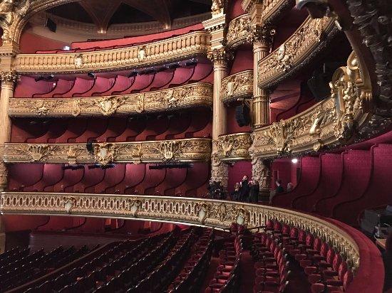 Zona de conciertos picture of palais garnier opera for Conciertos paris 2017