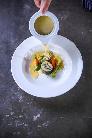 Vendéglő a KisBíróhoz: Fish soup
