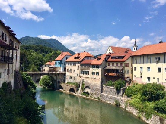 Pri Lenart Hotel: Day trip to Skofja Loka