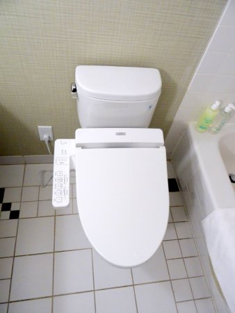 Japanische Toilette japanische toilette picture of coast hotel marina by