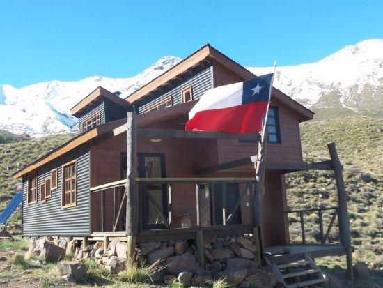 Curico, Chile: Refugio Tierras Bayas