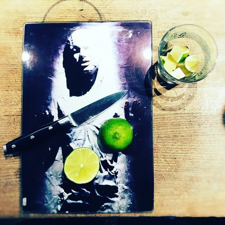 """Le grenier d'Elvire: """"This lime is no good to me dead"""""""