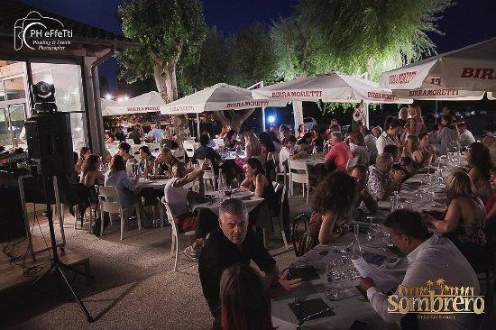 Zero7cinque Lago: Cena e dopocena con musica
