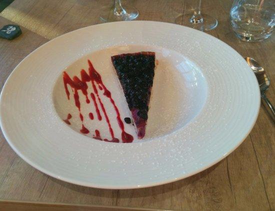 Hotel Mercure - Les Arcs 1800: Dessert : suggestion du chef à 9 euros