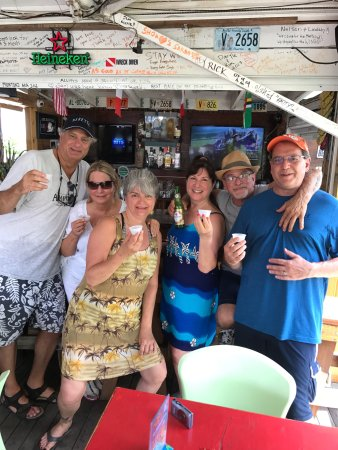 Cupecoy Bay, St. Maarten-St. Martin: Fat Tony's
