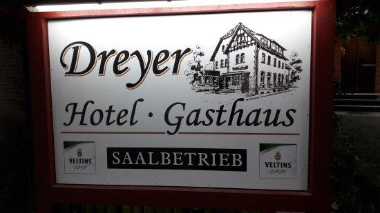 Hotel Gasthaus Dreyer - Picture of Hotel Gasthaus Dreyer, Husum ...