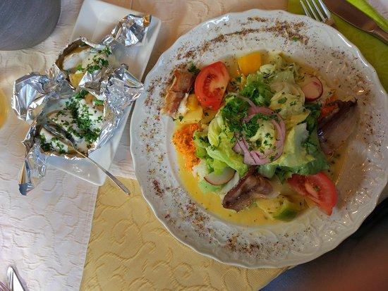 Pragraten, Østrig: Gasthaus Grossvenediger
