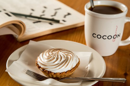 Cocoon Coffee House: Join us for coffee and a pastry 7 days a week