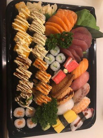 벨브리건, 아일랜드: Osaka Orient Japanese and Chinese restaurant in Balbriggan
