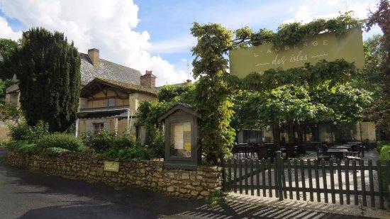 Montreuil-Bellay, França: L'Auberge