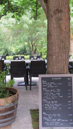 Montreuil-Bellay, França: Vins au verre