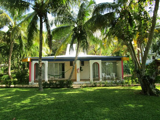 Maya Caribe Hotel: Vista Bungalow