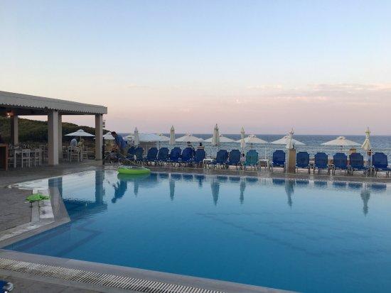 Kanali Hotel - Apartments: Swimming Pool at the Kanali Apartments