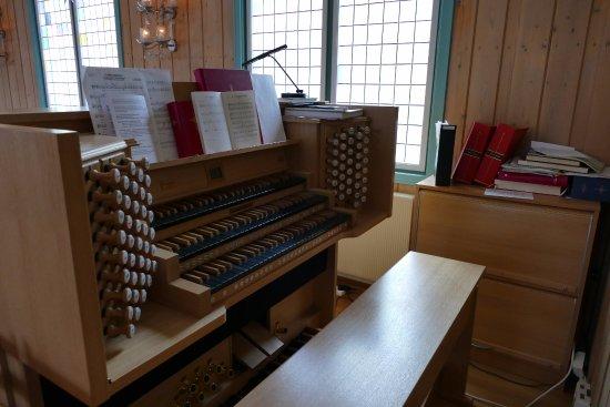 ลองเยียร์เบียน, นอร์เวย์: L'orgue