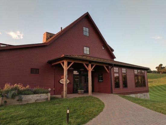 Groton, MA: Gibbet Hill Restaurant - External