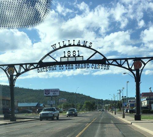 Williams, AZ: photo1.jpg