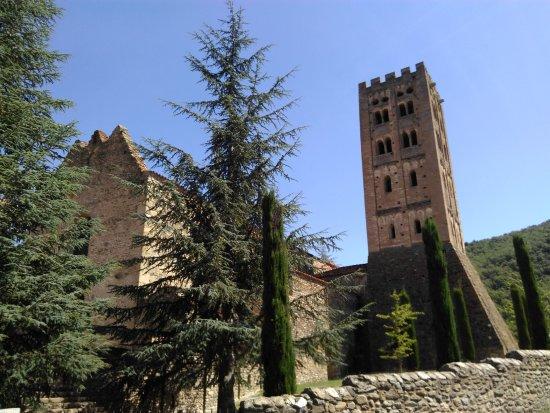 Saint-Michel-de-Cuxa: Abbaye
