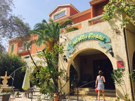 Hotel Restaurant Castellu Rossu : photo1.jpg