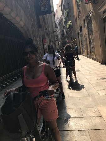 Bike Tours Barcelona - Barcelona By Bicycle: Take a Bike Tour with Tapas and Wine by Barcelona By Bicycle (Viator)