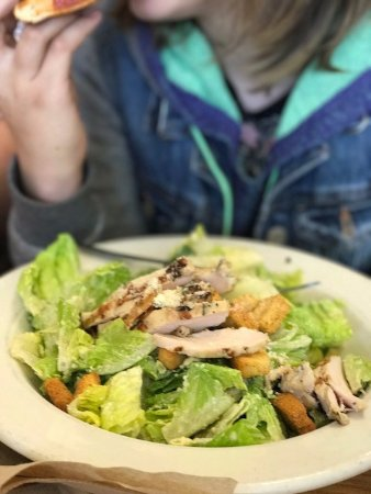 Tioga Gas Mart & Whoa Nellie Deli: Chicken Caesar