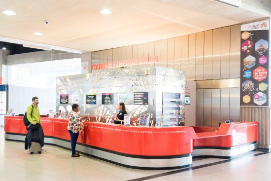 Tourist Information Desk - CDG Terminal 1