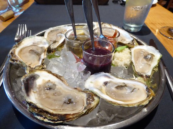 Grand Pre, Canada: oysters were just perfect