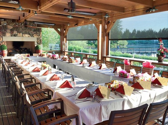 Everett, WA: Our Sunset Room is available for private parties up to 50 guests for breakfast and lunch events!