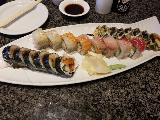 American Fork, UT: Great sushi