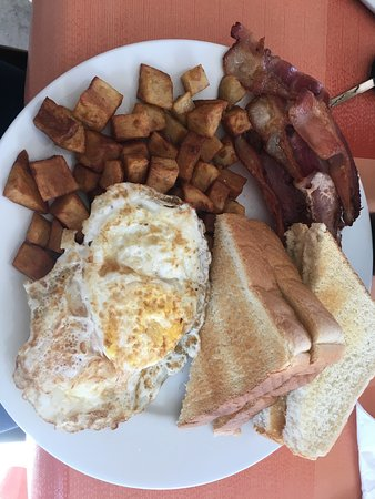 Three Hills, Kanada: Classic breakfast