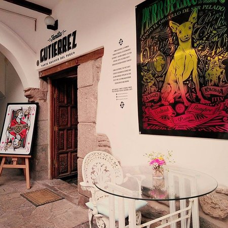 Familia Gutierrez Arte Grafico del Peru