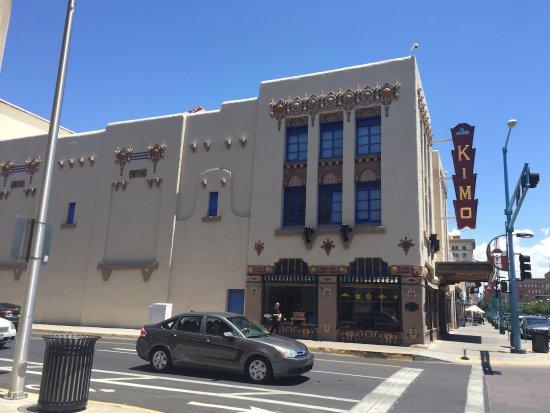 KiMo Theatre : Teatro