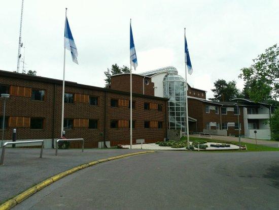 Yliharma, Finland: Harman kuntokeskus