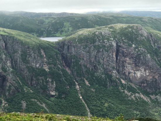 Gros Morne Hiking Trail: More from the top