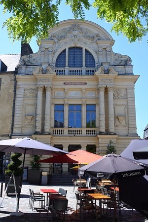 Restaurants Fougeres