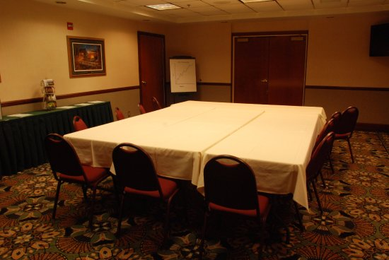 The Plaza Hotel & Suites: Rosewood III Meeting Room
