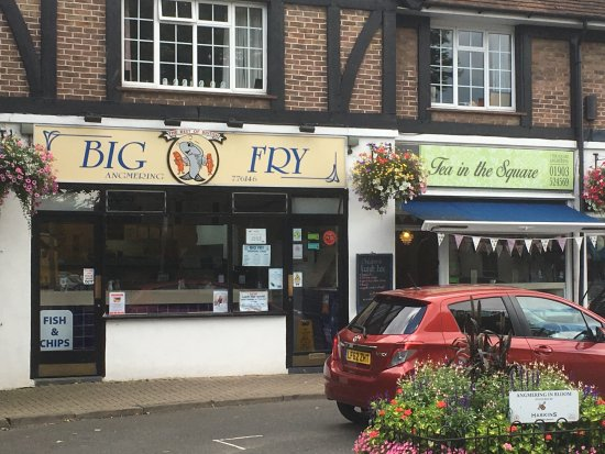 BigFry on the Square,Angmering