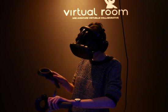 VirtualRoom Brussels