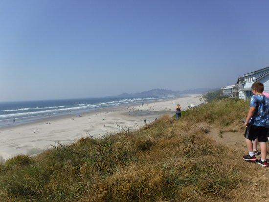 Nye Beach View