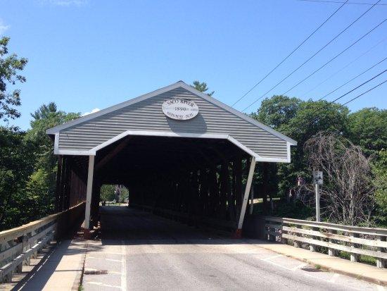Conway, NH: altro ingresso del ponte