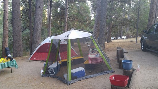 Idyllwild Camp Site