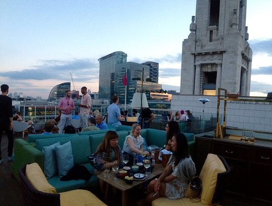 Terrazza Quot Rooftop Quot Picture Of Aviary London Tripadvisor