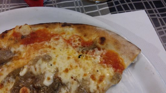 Etroubles, Italy: Pizza