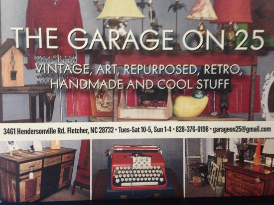 The Garage, Fletcher NC