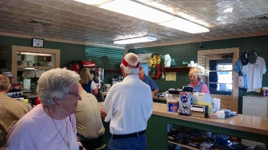 Lexington, NC: The wait to pay at the cash register