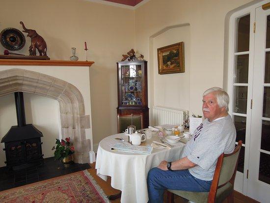 Ashcroft Guest House: Breakfast