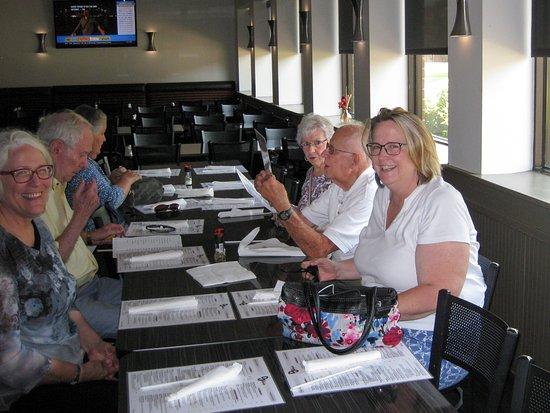 Salisbury, NC: Our table setting